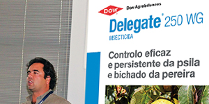 DELEGATE – Solução atual e de futuro para os desafios fitossanitários das pomoideas